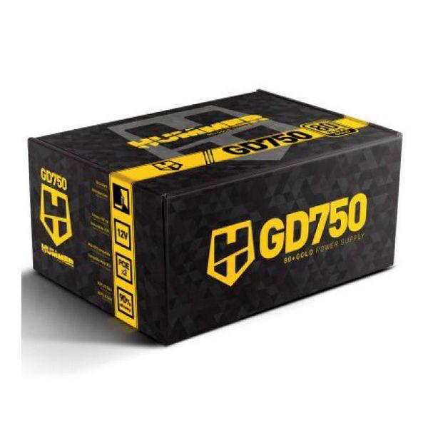 Gaming Power Supply NOX NX Hummer GD750 750W