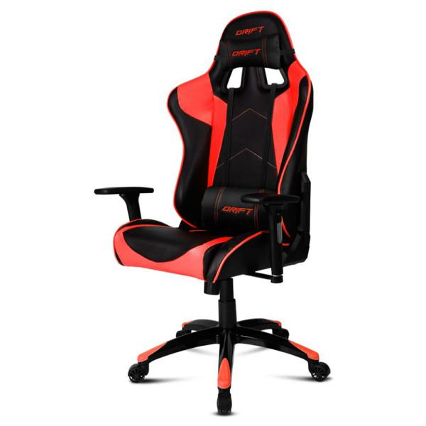 Gaming Chair DRIFT DR300BR 90-160º Foam Black Red