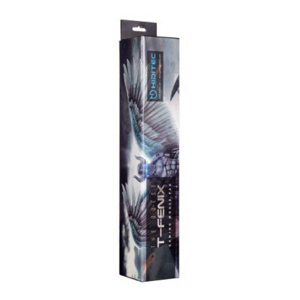 Gaming Mouse Mat Hiditec T-Fenix (45 x 40 x 3 cm)