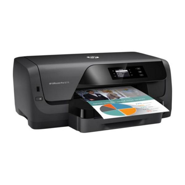Impresora HP Officejet Pro 8210 22 ppm LAN WiFi
