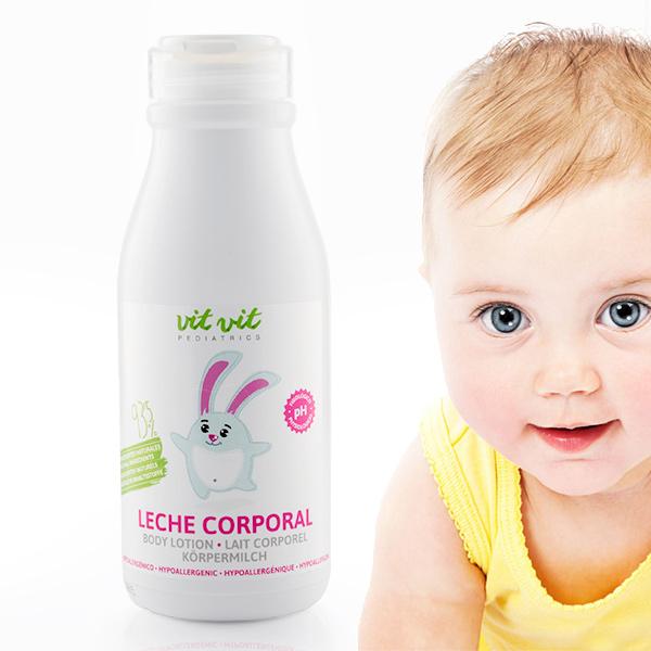 Body Milk for Children