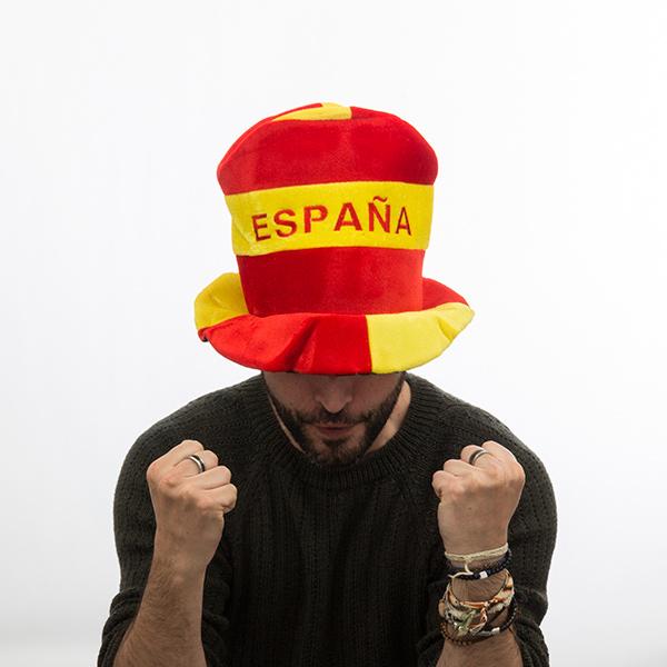 Bonnet Drapeau Espagnol