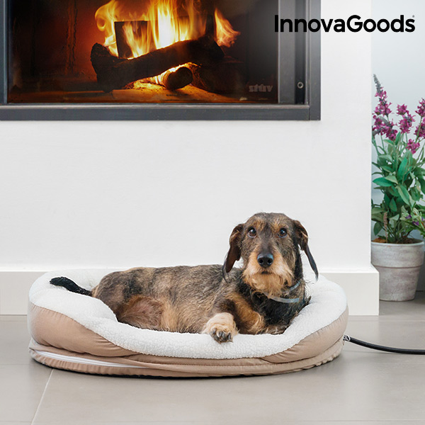 OUTLET InnovaGoods Heated Pet Bed 18W (No packaging)