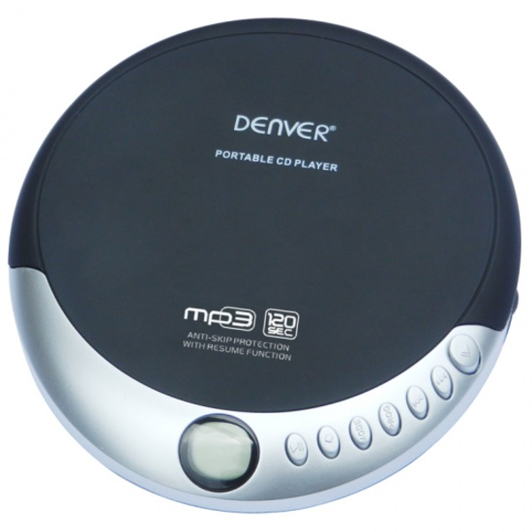 Discman CD Denver Electronics DMP-389 LCD