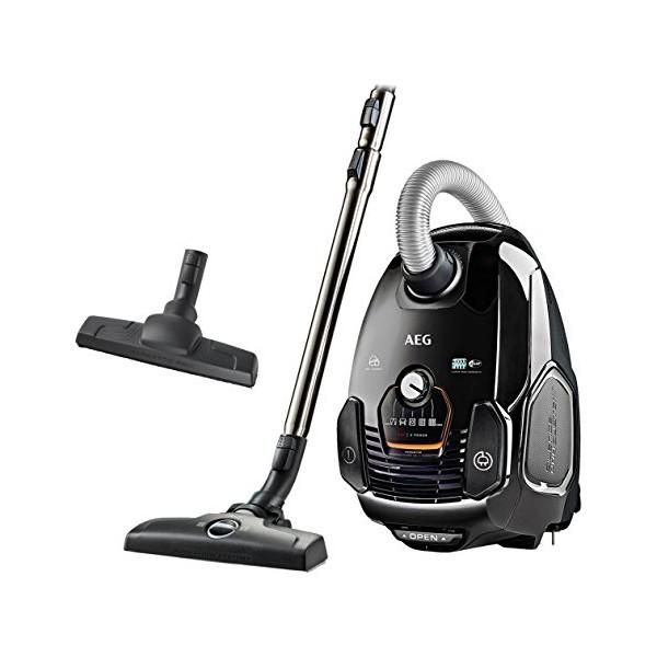 Bagged Vacuum Cleaner Aeg VX7 Power 3,5 L 600W 70dB