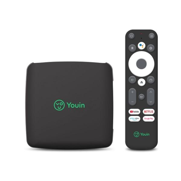 TV Player Engel EN1040K Android TV 10 8 GB 2 GB RAM WiFi