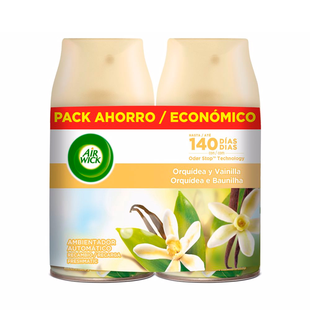 Air Freshener Refills Air Wick Vanilla infused (2 x 250 ml)