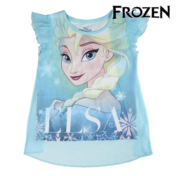 Child's Short Sleeve T-Shirt Frozen 72637