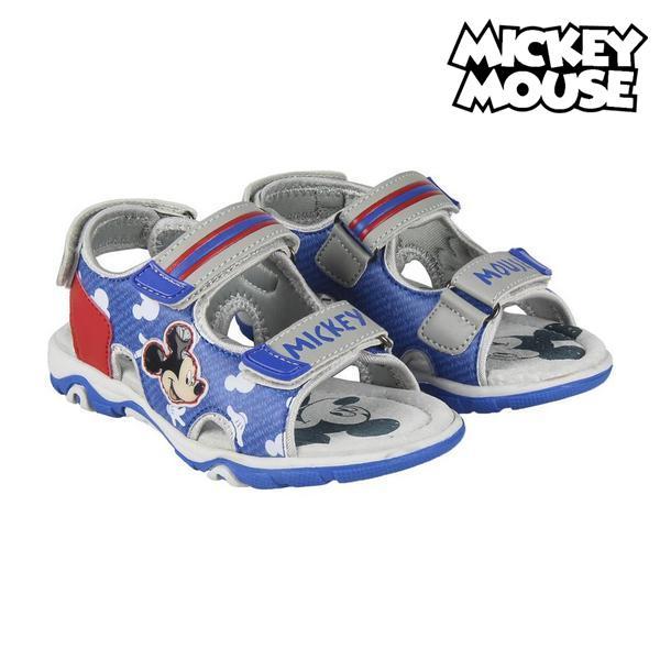 Sandali per Bambini Mickey Mouse 73642 Grigio