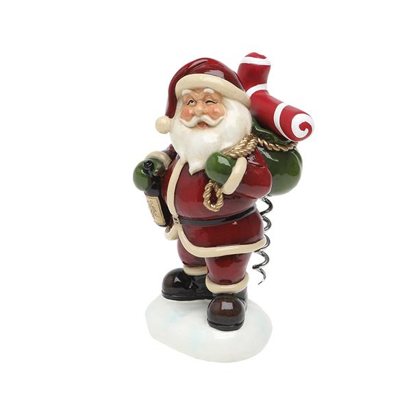 Corkscrew holder Christmas Planet 6531 Father christmas