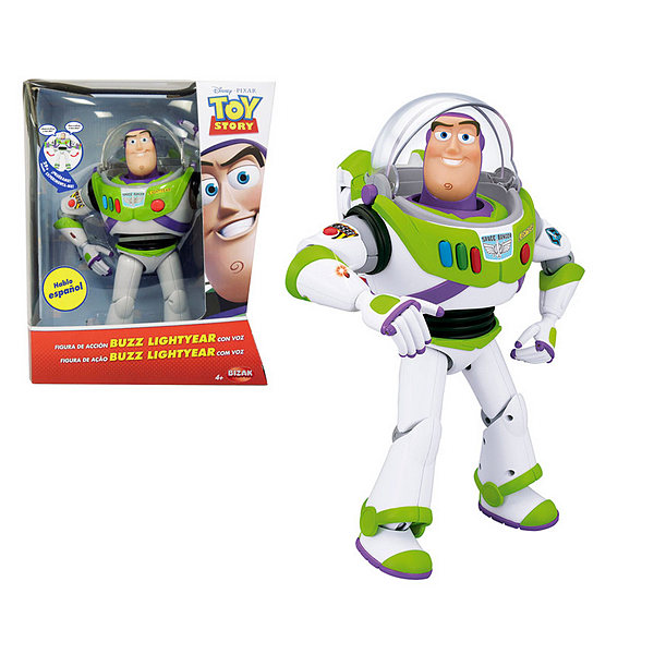 Action figure Buzz Lightyear Toy Story