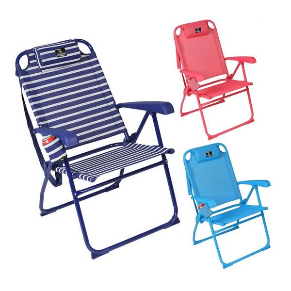 Beach chair (60 x 66 x 96 cm)