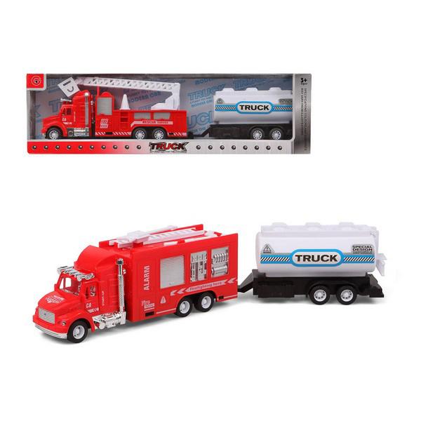 Camion dei Pompieri Rosso 119176