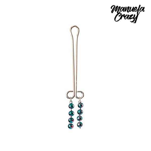 Pearl Metallic Manuela Crazy 2621-00-2