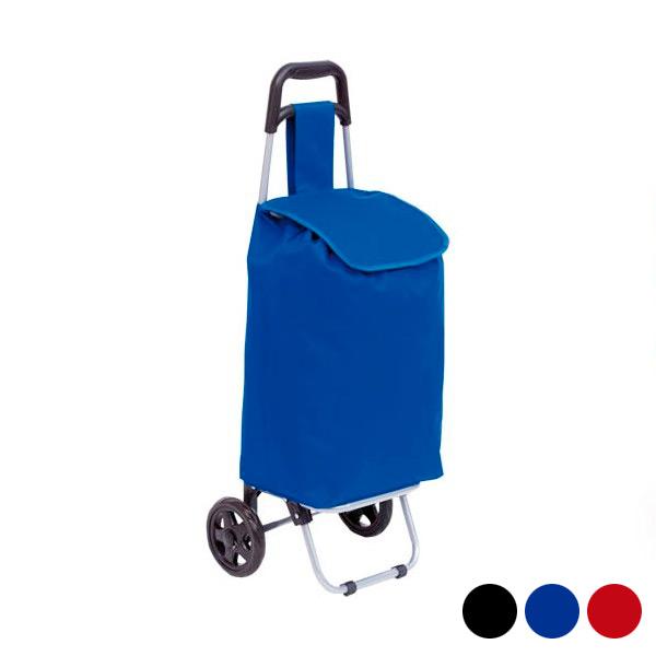Nakupovalni voziček 143228 - Črna