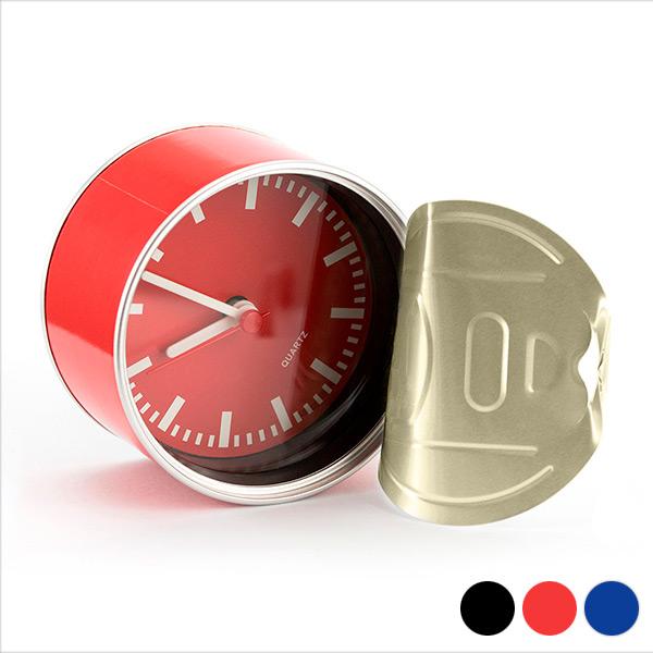 Magnetic Table-top Clock (Ø 8,8 cm) 143457