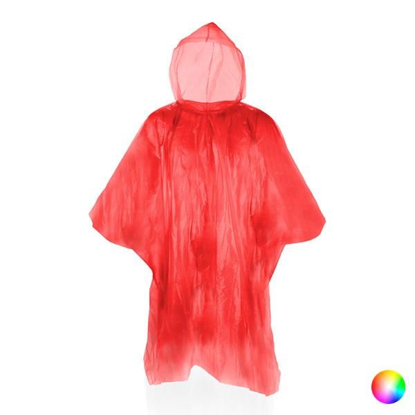 Waterproof Poncho with Hood 143503