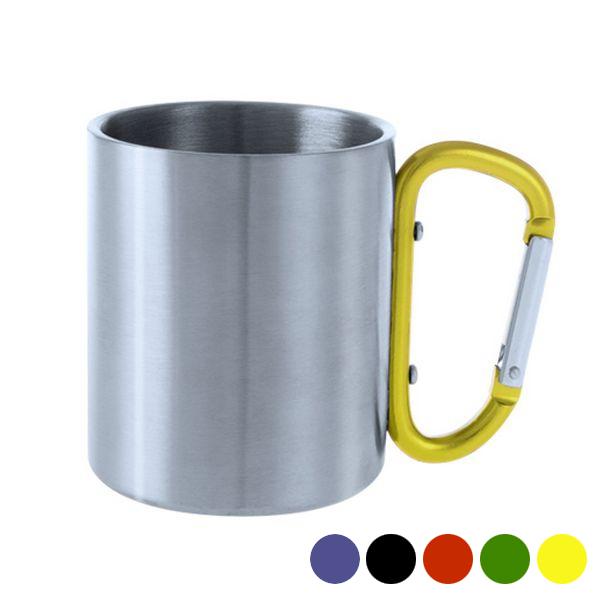 Mug with Carabiner Handle (210 ml) 144509