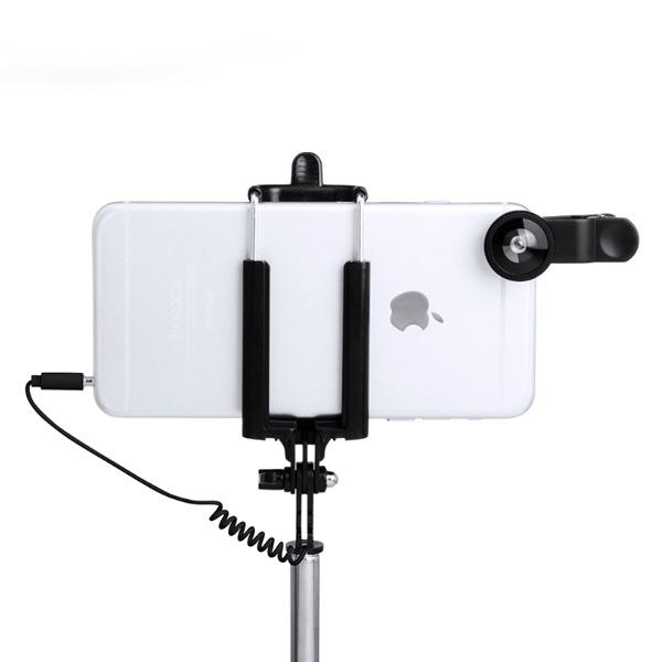 Set Selfie Palic z Lečami (5 pcs) 144940 - Črna