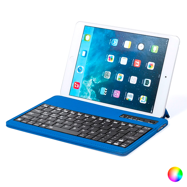 Bluetooth Keyboard with Support for Tablet 145305