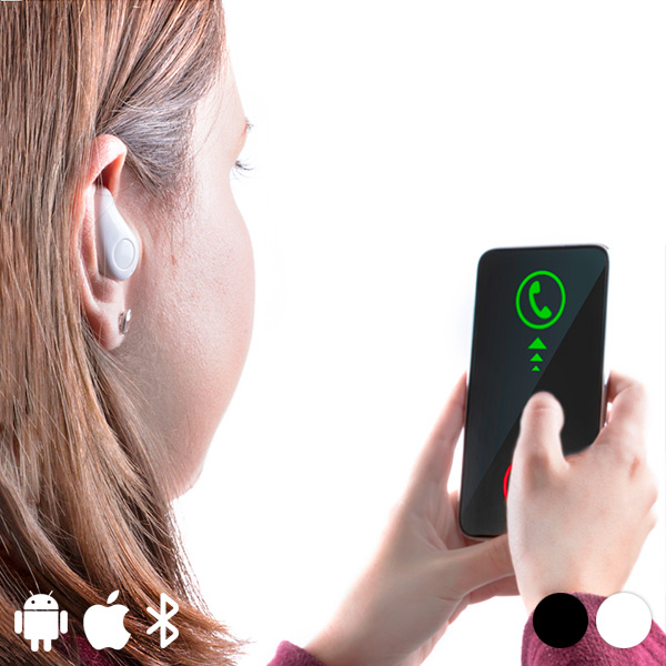 Auriculares in Ear Bluetooth 145844