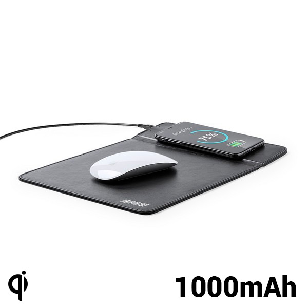 Mat with Qi Wireless Charger 1000 mAh 145946
