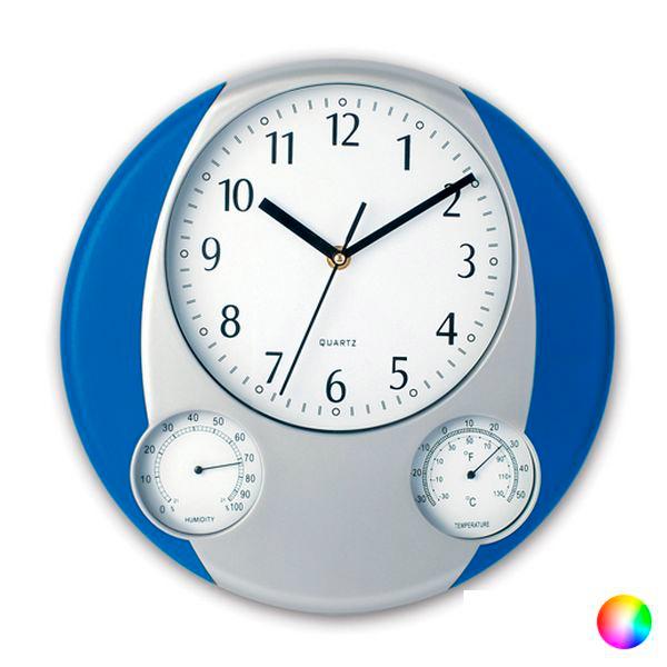 Wall Clock Bicoloured 149301