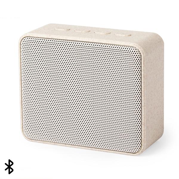 Altavoz Bluetooth 3W 146541 Caña de trigo Abs