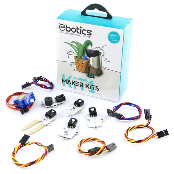 Kit de Robótica Maker 1