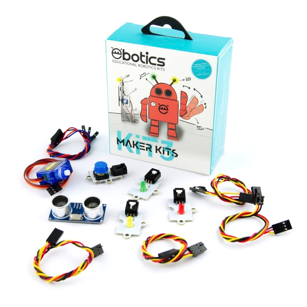 Kit de Robótica Maker 3