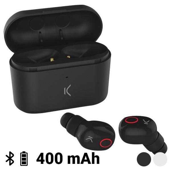Auriculares Bluetooth con Micrófono KSIX Free Pods 400 mAh