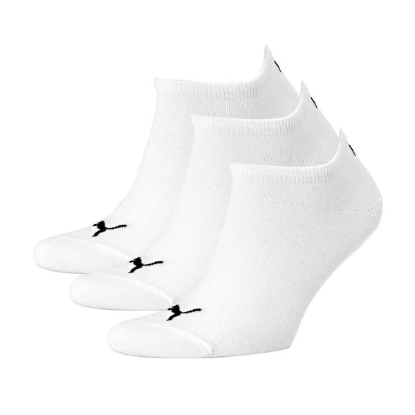 Ankle Sports Socks Puma SNEAKER (3 Pairs) White