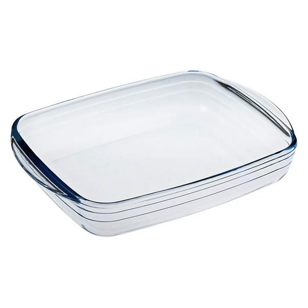 Baking Mould Ô Cuisine Glass (28 x 20 x 5 cm)