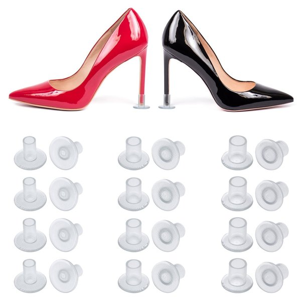 Protector Transparent Heel (30 pairs) (Refurbished A+)