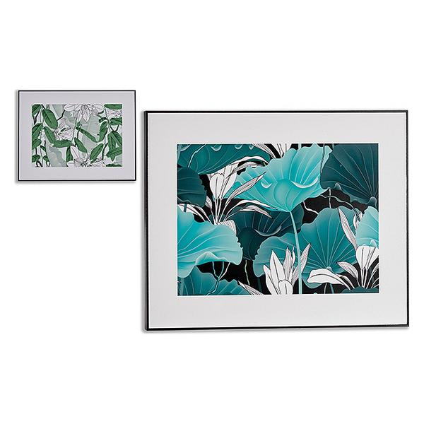 Canvas Black Wood Canvas Sheets (3 x 61,3 x 81,5 cm)