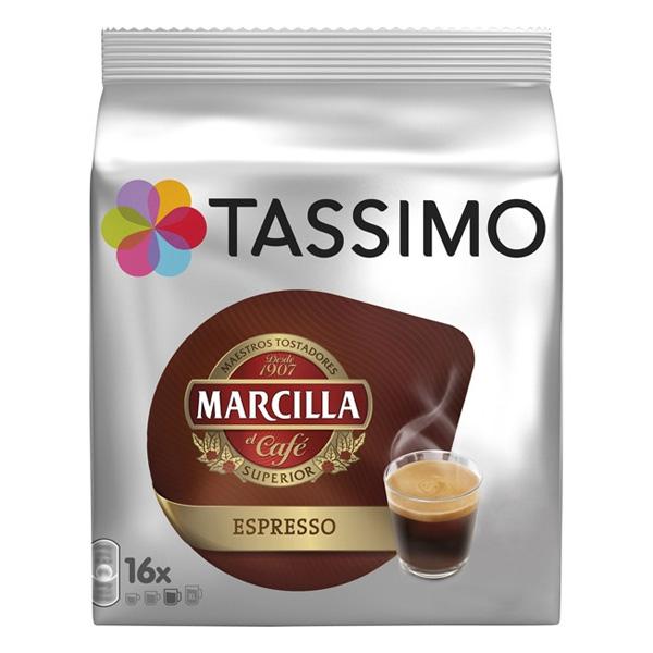 Coffee Capsules Espresso Marcilla (16 uds)