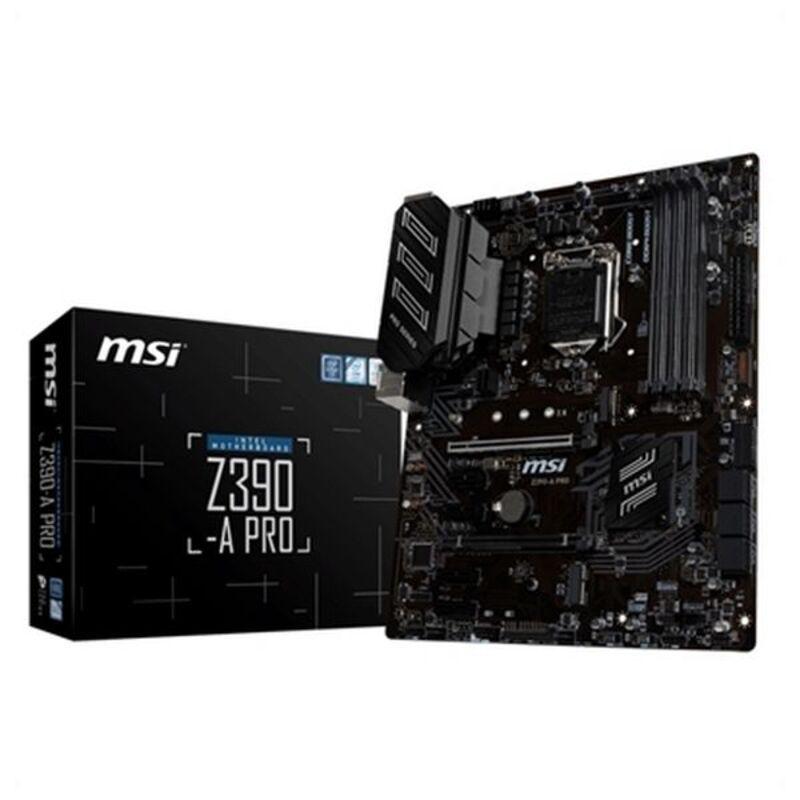 Gaming Motherboard MSI Z390-A PRO   ATX LGA1151