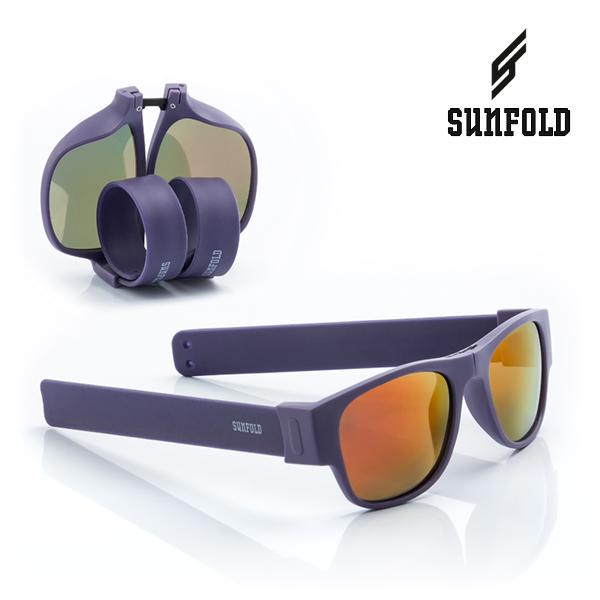 Hoprullningsbara solglasögon Sunfold ES1