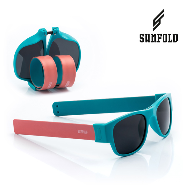 Hoprullningsbara solglasögon Sunfold AC1