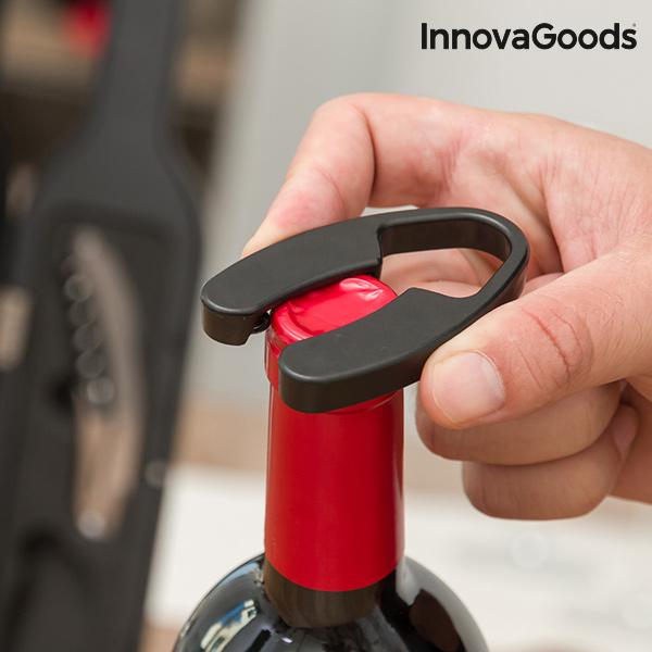 Estuche de Vino Botella InnovaGoods (5 Piezas) (7)