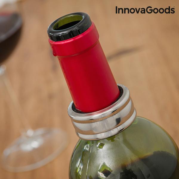 Estuche de Vino Botella InnovaGoods (5 Piezas) (1)