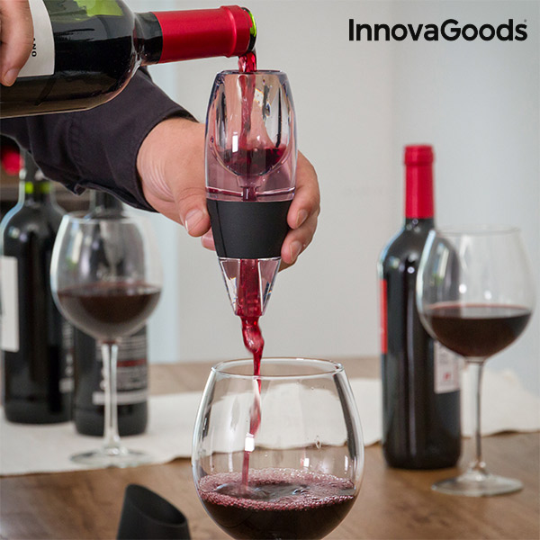 Decantador de Vino InnovaGoods