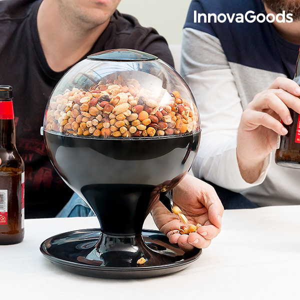 Dispensador de Caramelos y Frutos Secos InnovaGoods