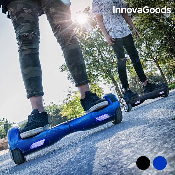 Patinete Eléctrico Hoverboard InnovaGoods