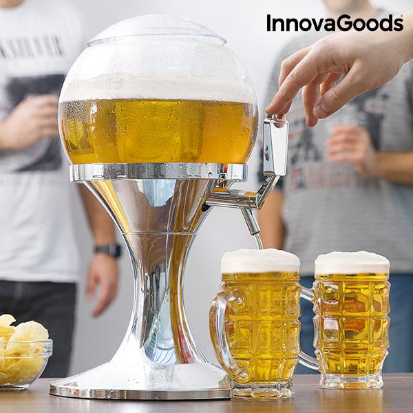 InnovaGoods Cooling Beer Dispenser