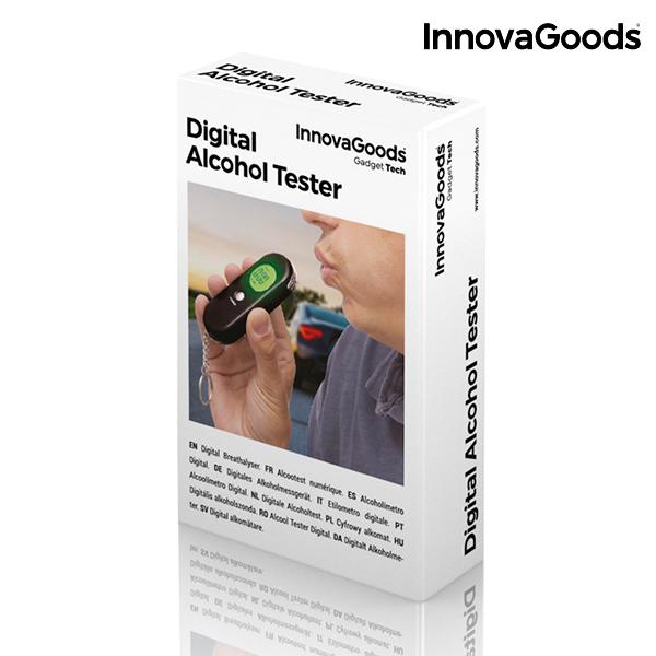 Alcoholímetro Digital InnovaGoods (1)
