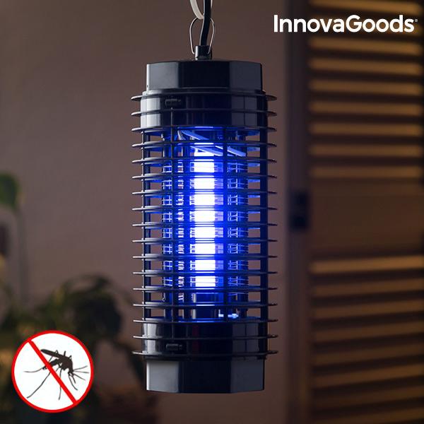 InnovaGoods Anti-Mosquito Lamp KL-1500 4W Black