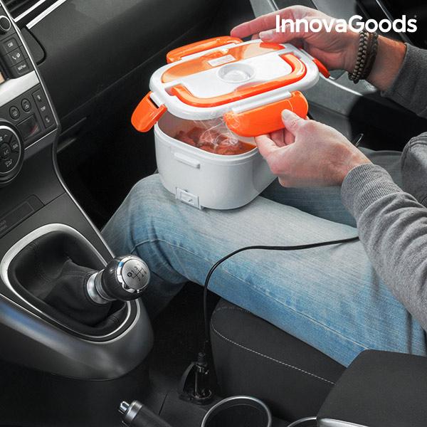 Lunch box chauffante pour voiture