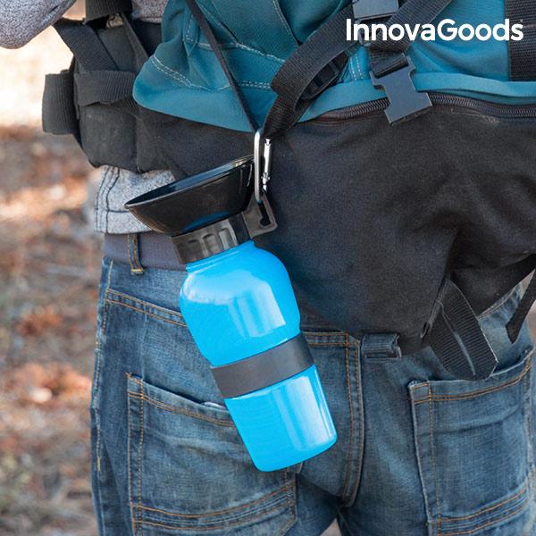 Botella Bebedero de Agua para Perros InnovaGoods (5)