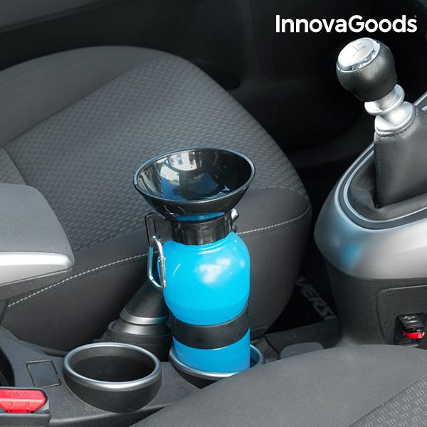 Botella Bebedero de Agua para Perros InnovaGoods (4)